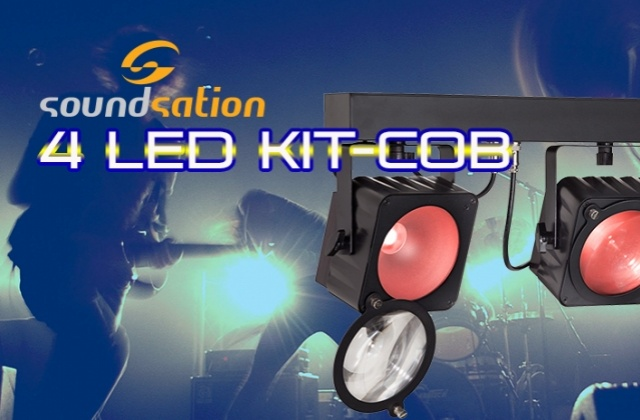 SOUNDSATION 4LEDKIT-COB