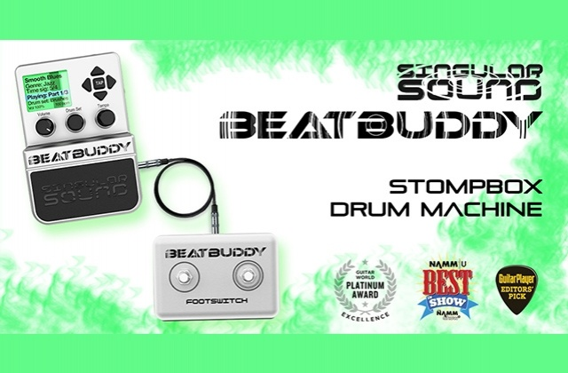 BEATBUDDY – Premium content library is online!