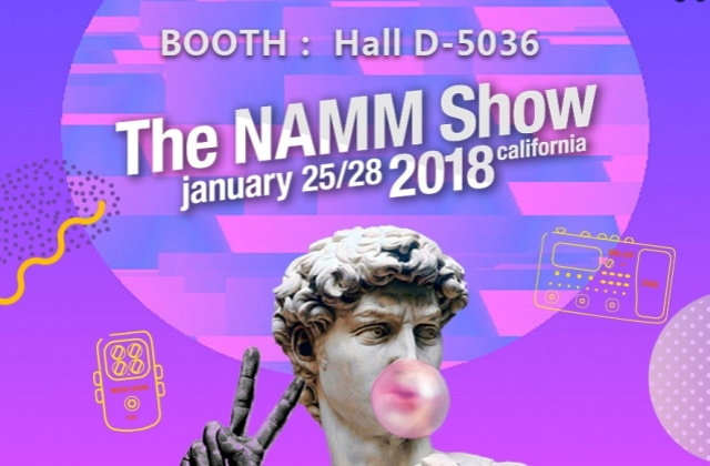 NUX al WINTER NAMM SHOW 2018