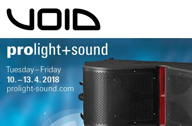 Void @ProLight & Sound