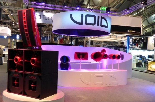 Void products preview at Frankfurt 2018