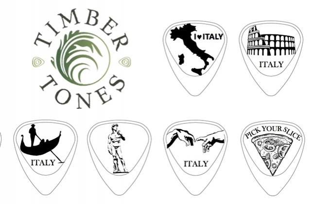 A brand new idea from Timber Tones