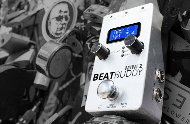 Singular Sound: arriva il Beat Buddy Mini 2!