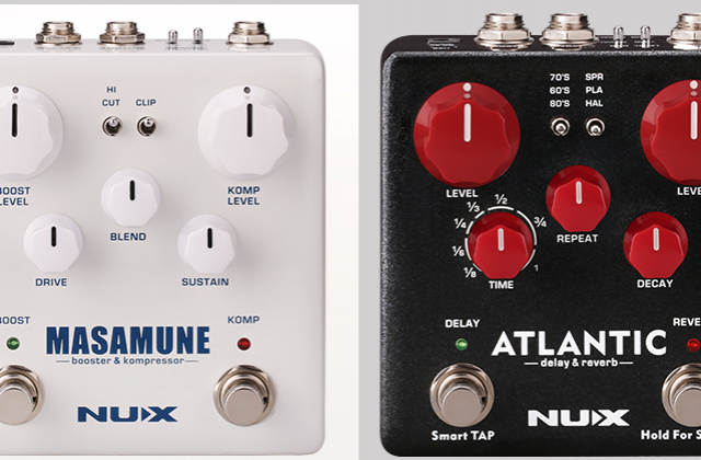 Nux Masamune e Atlantic, test su Axe Magazine