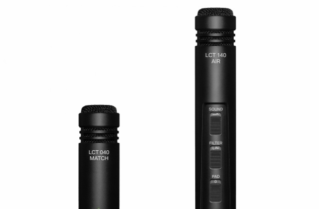 Two new Lewitt microphones will be presented at Namm Show 2019