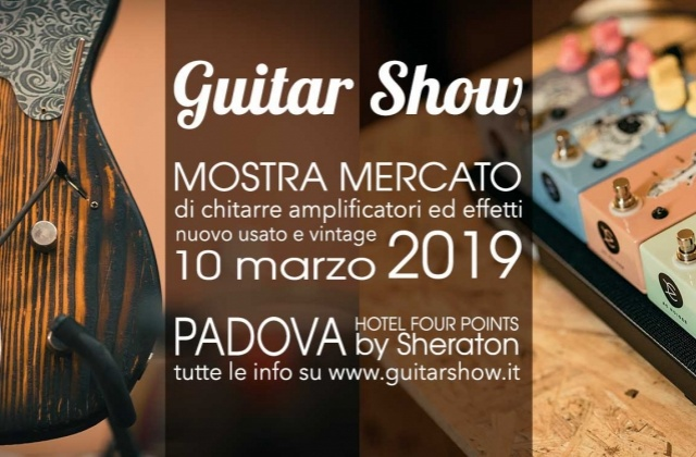 Frenexport will be at Guitar Show 2019