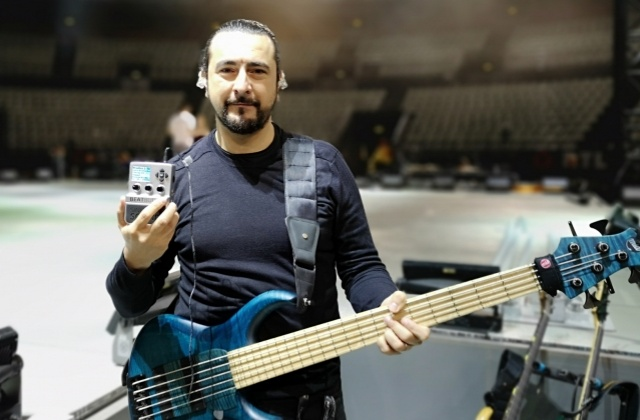 Beat Buddy incontra un grande bassista: Mario Guarini