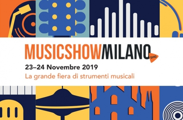 Frenexport at Music Show Milano 2019