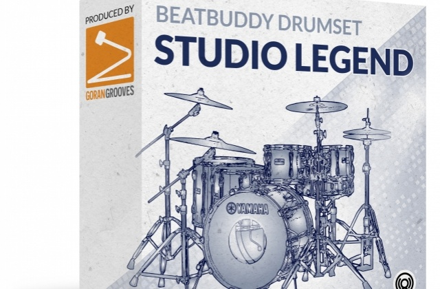​BEATBUDDY: GET THE NEW DRUMSET STUDIO LEGEND FOR FREE!