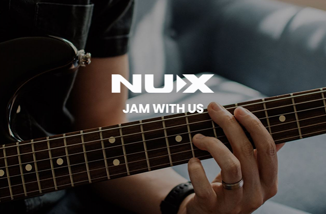 NUX contest: Jam with us and win your Mighty Air!