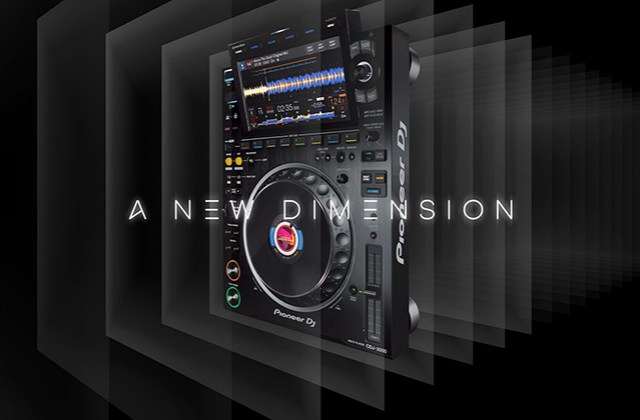 A new creativity era has begun: The CDJ-3000 is here
