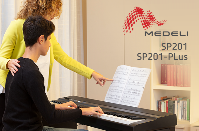 Medeli SP-201/SP-201Plus