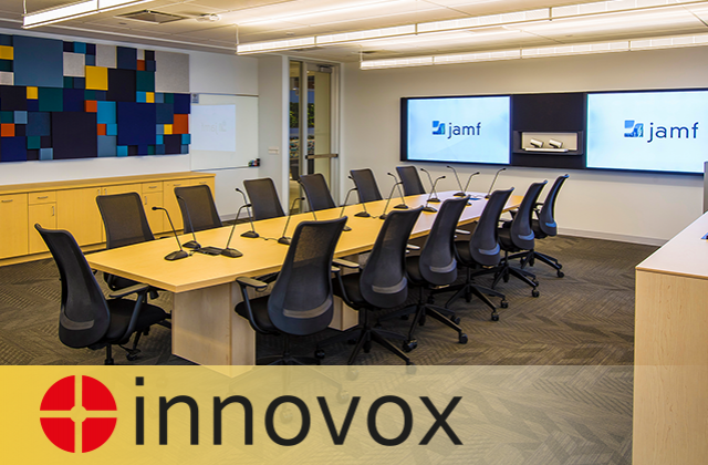 Innovox: sound to be heard and seen
